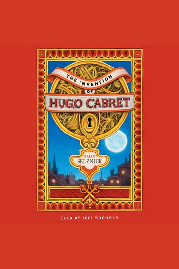The Invention of Hugo Cabret - cover