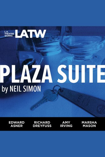 Plaza Suite - cover