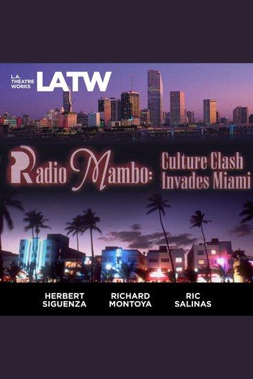 Radio Mambo - Culture Clash Invades Miami - cover