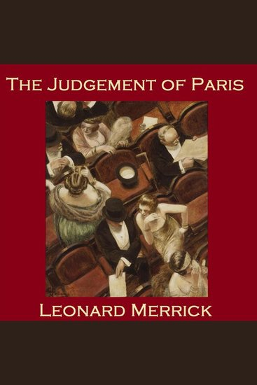 The Judgment of Paris - cover