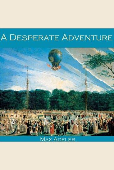 A Desperate Adventure - cover