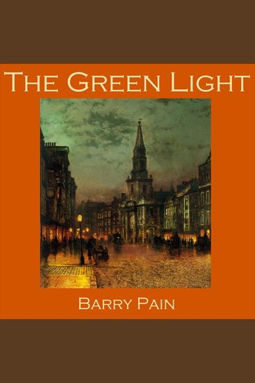 The Green Light - cover
