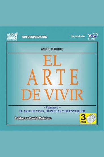 El Arte De Vivir - cover
