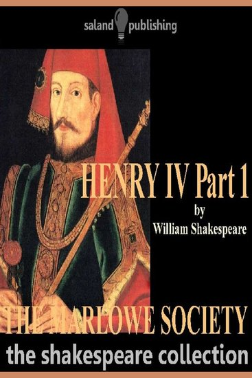 Henry IV Part 1 - cover