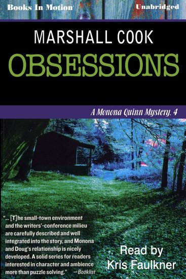 Obsessions - cover