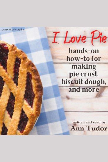 I Love Pie - cover