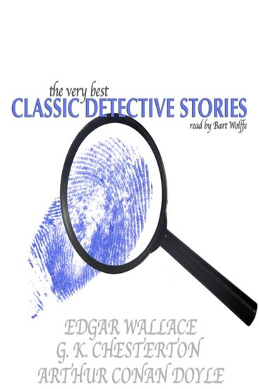 The Very Best Classic Detective Stories - cover