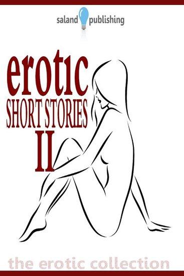 Erotic Short Stories II - cover