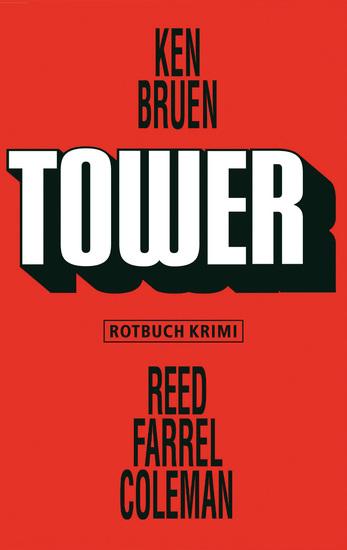 Tower - Kriminalroman - cover