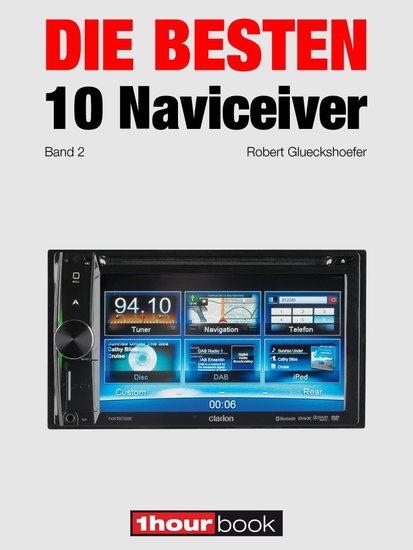 Die besten 10 Naviceiver (Band 2) - 1hourbook - cover