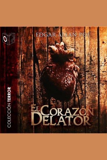 El corazón delator - cover
