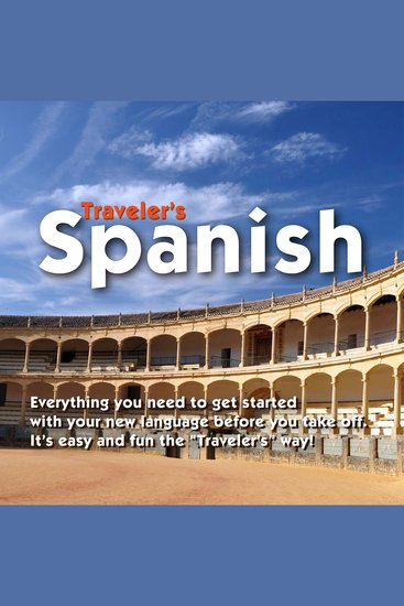 Travelers Spanish - cover