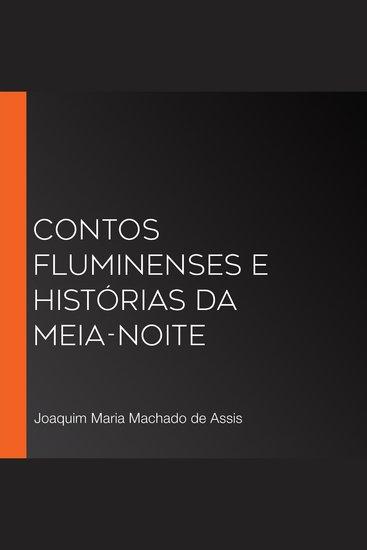 Contos Fluminenses e Histórias da Meia-Noite - cover