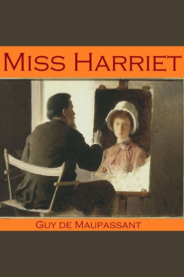 Miss Harriet - cover