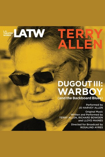 Dugout III - Warboy and the Backboard Blues - cover