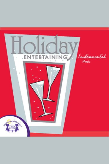 Holiday Entertaining - Instrumental Music - cover