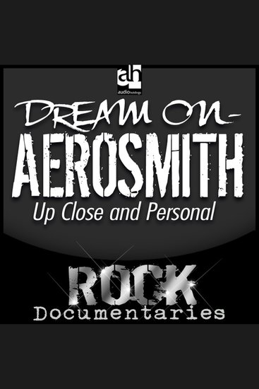 Dream On - Aerosmith Up Close and Personal - cover