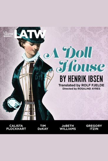 A Doll House - cover