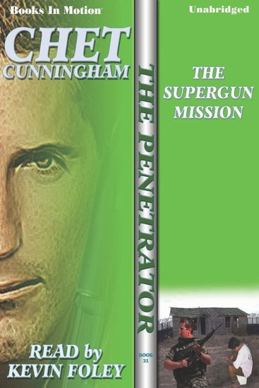 The Supergun Mission - cover
