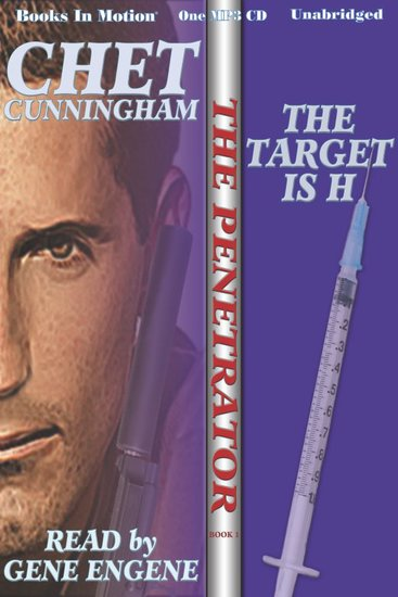 The Target Is H - cover