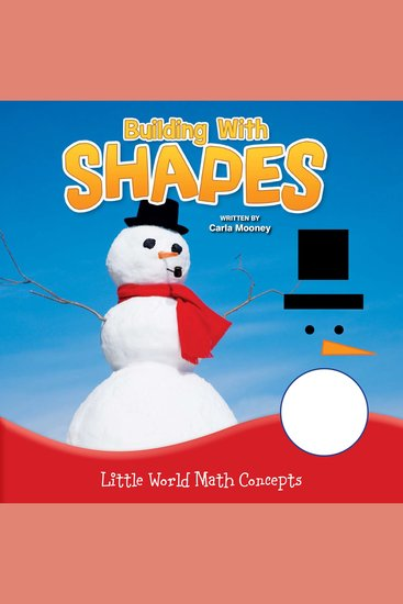 Building with Shapes - Little World Math Concepts - cover