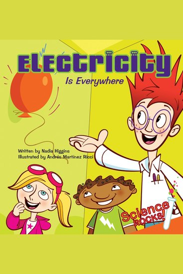 Electricity Is Everywhere - cover