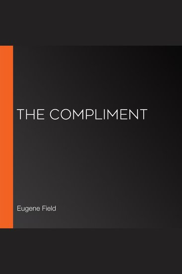 The Compliment - cover