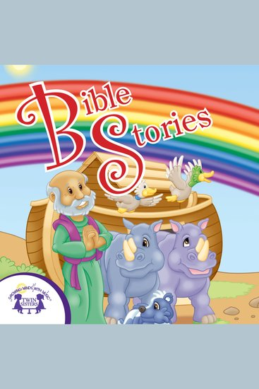 Bible Stories - cover
