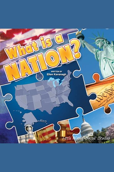 What Is A Nation? - cover