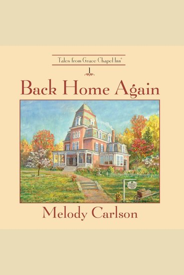 Back Home Again - cover