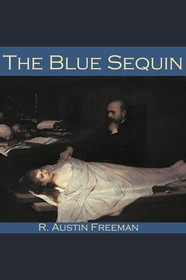 The Blue Sequin - cover