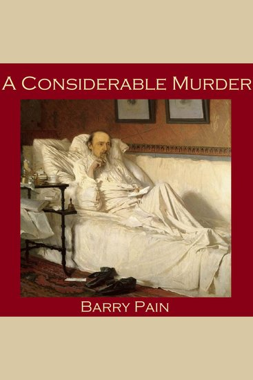 A Considerable Murder - cover