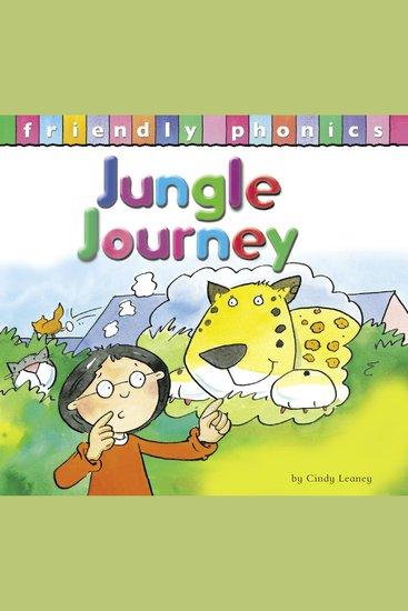 Jungle Journey - cover
