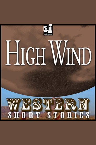 High Wind - Western: Short Stories - cover