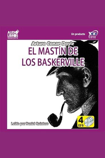 Mastin De Los Baskerville - cover