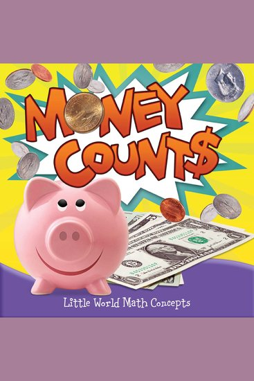Money Counts - Little World Math Concepts - cover