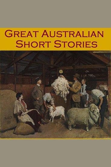 Great Australian Short Stories - cover