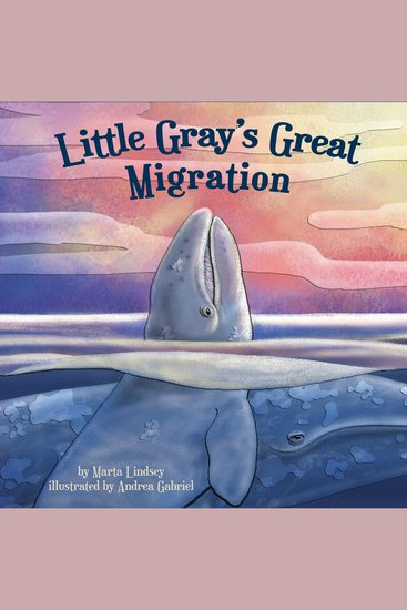 Little Gray's Great Migration - cover