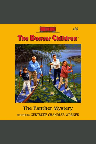 The Panther Mystery - cover