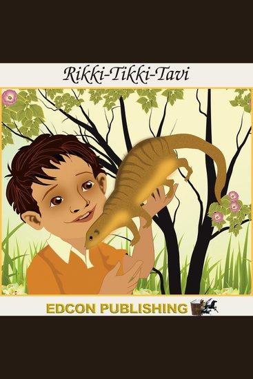 Rikki-Tikki-Tavi - cover