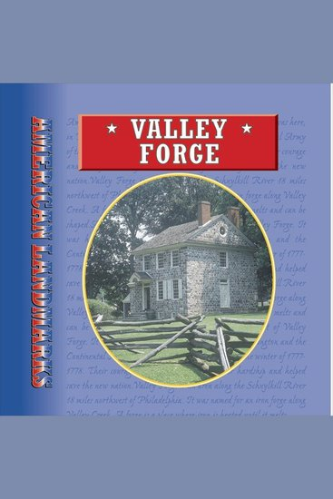 Valley Forge - cover