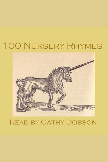 100 Nursery Rhymes - cover