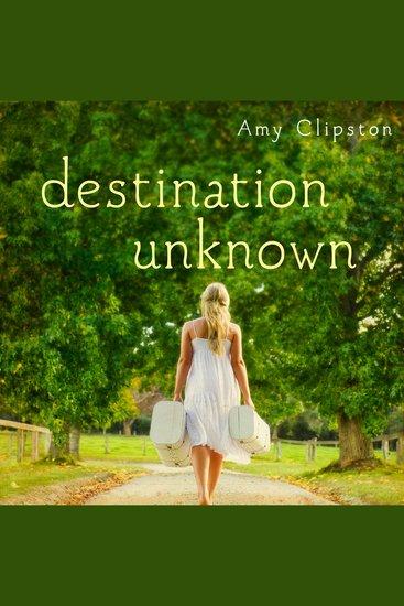 Destination Unknown - cover