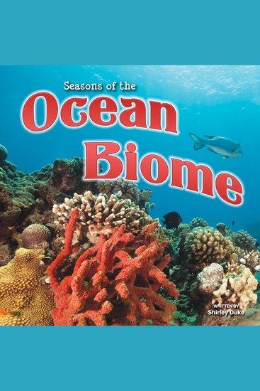 Seasons Of The Ocean Biome - cover