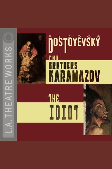The Brothers Karamazov and The Idiot - cover