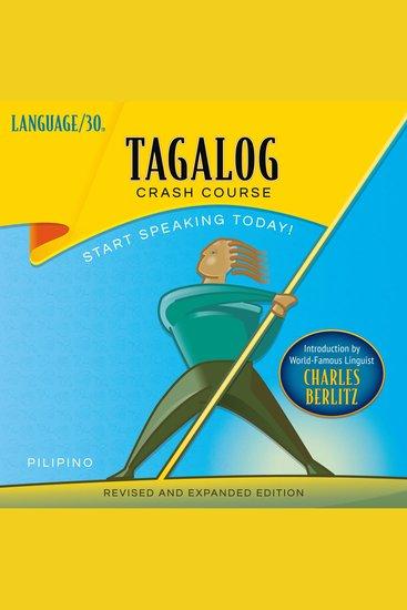 Tagalog Crash Course - cover