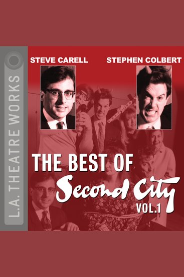 The Best of Second City - Vol 1 - cover