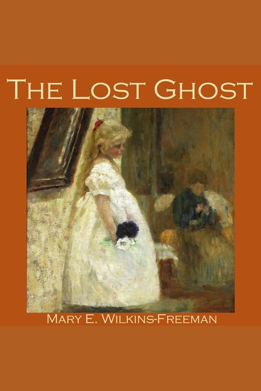 The Lost Ghost - cover