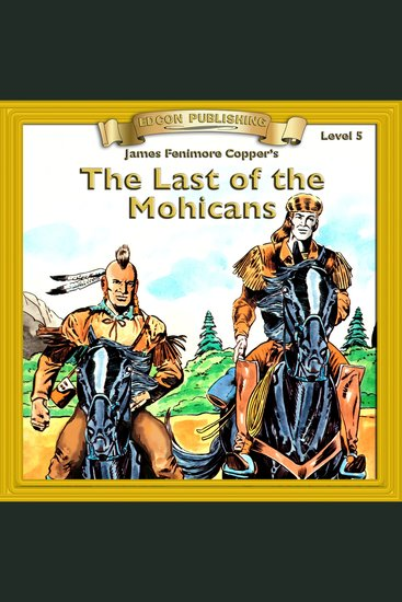 Last of the Mohicans - Level 5 - cover