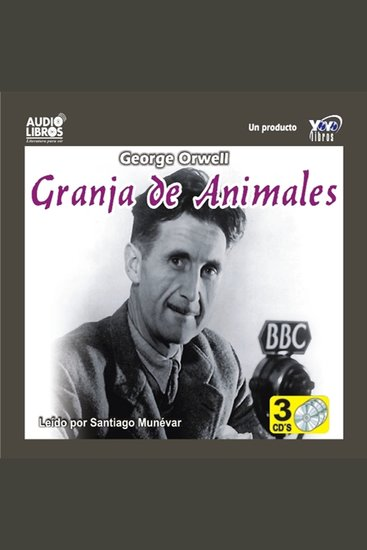 Granja De Animales (Animal Farm) - cover